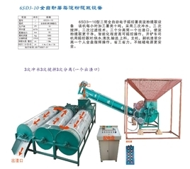 6SD3-10型红薯制粉机有哪些部件呢?