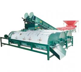 标准化红薯磨粉机设备的组成