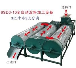 开封6SD3-10全自动淀粉加工设备